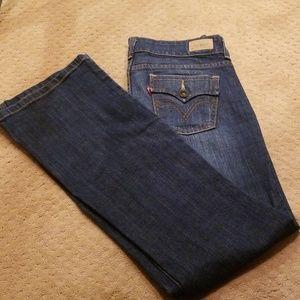 Vintage 526 Bootcut Levi's Jeans